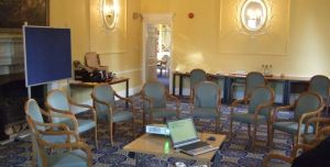 Hitchin Priory Conference Room